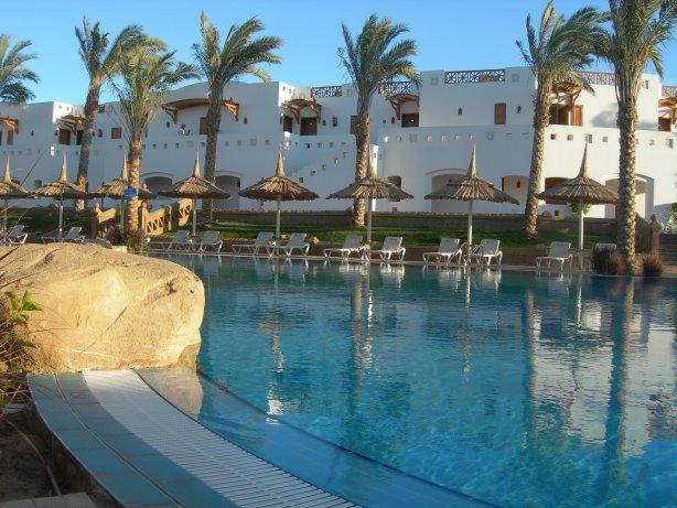 Sharm el-Sheikh - piscinaalbergo
