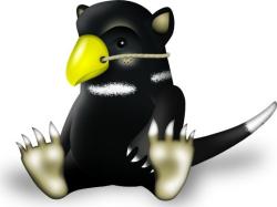 Tuz, la mascotte per una release