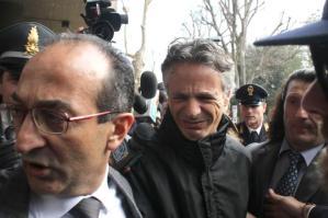 Giuseppe Mussari in procura